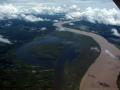 15. Řeka Ucayali, horní tok Amazonky, Ucayali, Peru (LH).