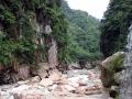 3. Řeka Aguaytia, Boquerón de Padre Abad, Ucayali, Peru (JL).