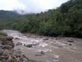 8. Řeka Aguaytia, Boquerón de Padre Abad, Ucayali, Peru (AR).