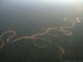 12. Stejné místo (řeka Tamaya, Ucayali, Peru) v roce 2011 (PB).