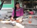 Gloria Amasifen, keramická dílna Shipibo-Conibo, San Francisco, Ucayali, Perú JL (2)