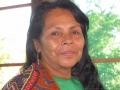 Maestra Elisa Vargas Fernandes, San Francisco, Ucayali, Perú JL