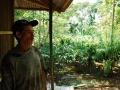 Jeden z nejúspěšnějších producentů kakaa v regionu, farmář Nicanor Pinedo Rodriguez, blízko města San Alejendro, region Ucayali, září 2010